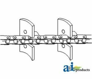 71149384 Gleaner Clean Grain Elevator Chain Models F F2 F3 G K2
