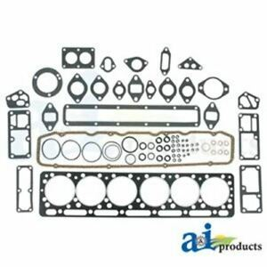 74008153 Gleaner Upper Gasket Set Model F