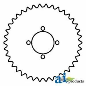 71320621 Gleaner Walker Drive Sprocket 38 Tooth Models F2 F3 K2
