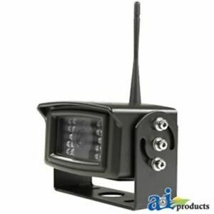 Wcch2 Universal Farm Cabcam Camera Wireless 110 Channel 2 2432 Mhz