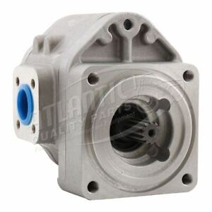 83966846 Ford New Holland Hydraulic Pump For 1120 Compact Tractor 1215 Compact