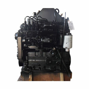 Cummins 4bt 130hp Complete Diesel Engine