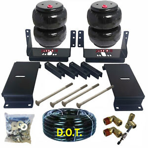 Airbagit Air Over Load Tow Assist Kit 1980 97 Ford F250 Truck 3 4 Ton 4wd 2wd