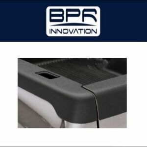 Bushwacker For 1993 2011 Ford Ranger Ultimate Smoothback Bed Rail Caps