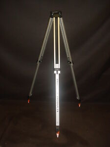 Precision Products Land Survey Transit Adjustable Easy Anchor Tripod