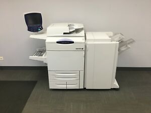 Xerox Workcentre 7755 Multifunction With Low Meter 157k Prints Up To 13x19