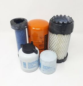 Bobcat Mt52 Filter Service Kit Air 2 Oil Fuel Hyd Filters Free Shipping