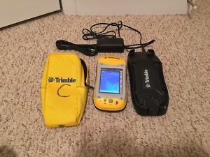Trimble Geoxt Pocket Pc Geoexplorer Terra Sync 2 41 Pn 50950 20