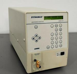 Rainin Dynamax Uv 1 Hplc Absorbance Detector For Varian Prepstar Prostar