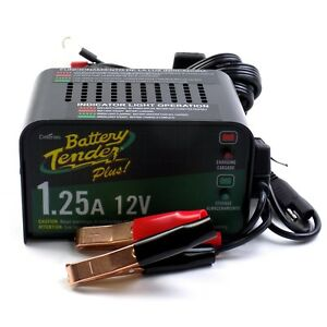 Deltran Battery Tender Plus Automatic 12v 1 25a Battery Charger