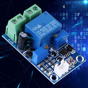 12v Battery Low Voltage Cut Off Automatic Switch On Recovery Protection Module