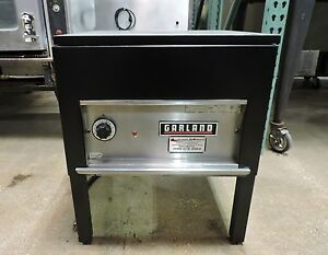 Garland E20 sp Commercial Electric Stock Pot Range