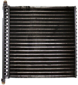 87032488 Hydraulic Oil Cooler For New Holland L175 L180 Skid Steer Loaders