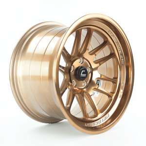 Cosmis Racing Xt206r 18x11 8 5x114 3 Hyper Bronze set Of 4