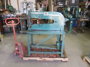 Roper Whitney 68 Whitney Jensen Kick Punch Press Diacro pexto Metal Punch 5 To