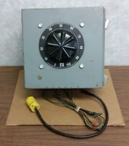 Staco Type 2510 Variable Autotransformer