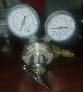 Miller Smith Series 30 100 540 Medium Duty Oxygen Regulator Cga 540i