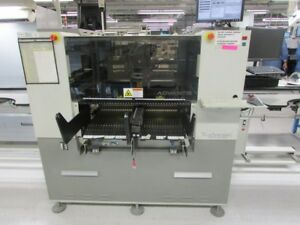 Universal Advantis Pick And Place Machine Model 4982 b