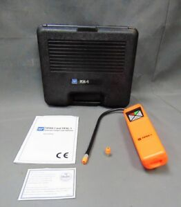 Tif Rx 1 Automatic Halogen Refrigerant Leak Detector Tifrx 1 With Case