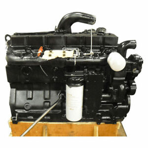 Cummins 6ct Extended Long Block Engine 260hp 1 Thermostat