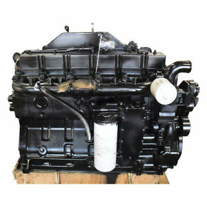 Cummins 6ct Extended Long Block Engine 260hp 2 Thermostats