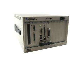 National Instruments Pxi 1000b Pxi Compactpci Chassis pxi 8170 scsi 100 gpib