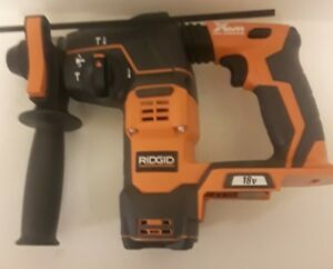 Ridgid R86710 18 volt Cordless 7 8 In Sds plus Rotary Hammer tool Only