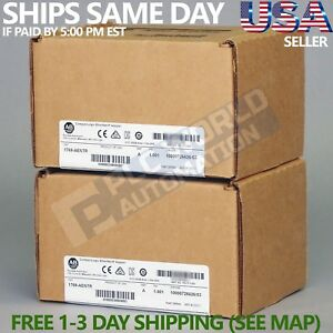 2018 new Sealed Allen Bradley 1769 aentr a Ethernet ip Adapter Latest Mf Date