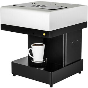 3d Coffee Printer Coffee Machine Automatic Latte Art Divination Answer Photo Diy