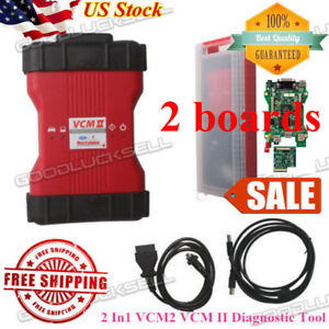2 In1 Vcm2 Vcm Ii Diagnostic Tool For Ford Ids V101 Mazda Ids V105 Usa Shipping