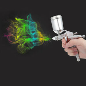 Mini Paint Sprayer Air Spray Gun Auto Car Detail Touch Up Sprayer Gravity Repair
