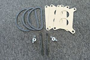 1969 Mopar 6 Pack Carb Gaskets And Studs