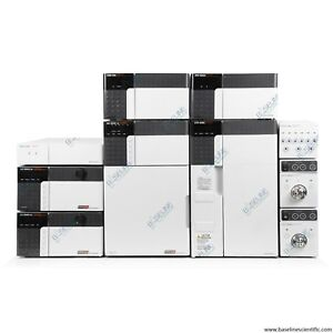 Refurbished Shimadzu Prominence Fplc Hplc Dad Systemwith One Year Warranty