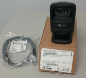 Ncr Symbol Ds9208 Handheld 2d Barcode Scanner With Usb Cable new