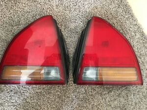 92 96 Honda Prelude Tail Lights