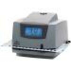 Pyramid Time Systems 3500 Electronic Time Clock Document Stamp