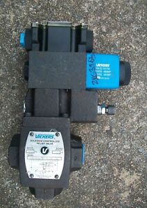 Vickers Ct5060abmfwb5110 Relief Valve as Pictured new No Box