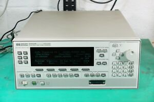 Agilent 83623b High Power Swept signal Generator