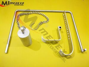 Charnley Initial Incision Retractor Orthopedic Surgical Instruments By Medexo
