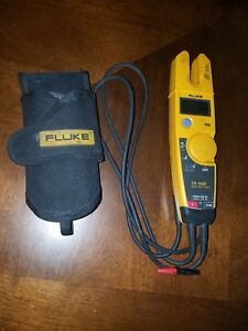 Fluke T5 1000 Voltage Continuity And Current Tester