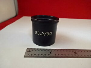 Microscope Part Zeiss Germany Adapter Eyepiece Polmi Optics As Is t2 b 04