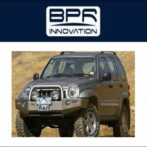 Arb For 2005 07 Jeep Liberty Kj Deluxe Bar Air Bag Approved 3450170