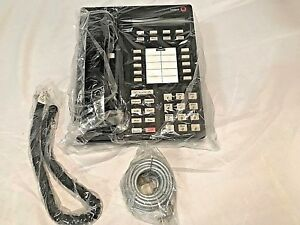 Avaya Mlx 10dp Phone Black Avaya lucent merlin legend 10 Button Display Phone