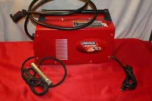 Lincoln Electric Weld Pak 100 Hd Wire feed Arc Welder P12