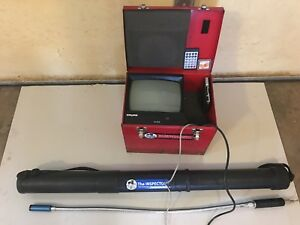 The Inspector Heat Exchanger Video Inspection System Camera Wand Hvac Scope