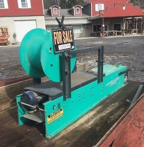 Jobsite 5 Gutter Machine One Owner purchased Brand New great Income Potential
