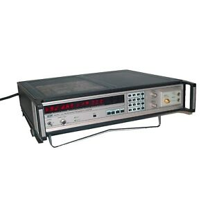 Eip Microwave 548 Opt 06 Microwave Frequency Counter 548 ccn 1602
