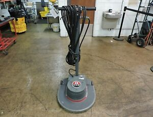 Advance nilfisk Whirlamatic 20 Uhs Commercial Floor Scrubber Polisher