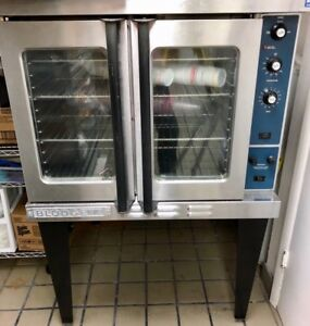 Blodgett Single Deck Electric Commercial Convection Oven Bakery Pizza
