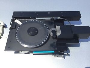 Zeiss Motorized Microscope Stage With Semprex Controller